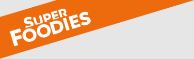 Superfoodies logo